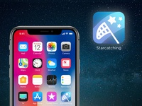 Starcatching App Icon