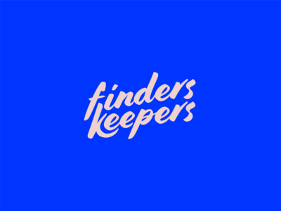 Finders Keepers 2.0