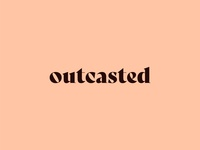 Outcasted logo