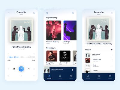 Music Player Apps uxdesign uidesign ux uiux ui