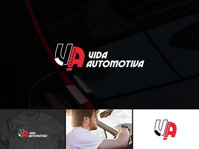 Via Automotiva Branding sports car youtube channel youtube brand