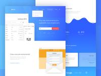 Digitevents Landing Page