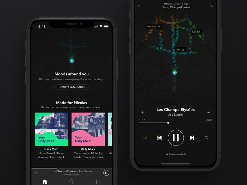 City Vibes by Spotify