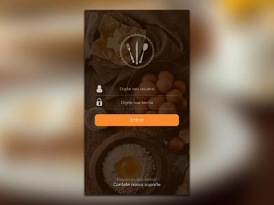 Menuboard food login menuboard