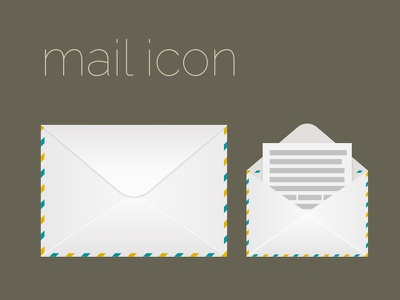 Mailicon ícone email cantilever icon mail