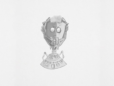 Ted's sketch robbot sketch ted