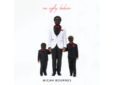 No Ugly Babies - Micah Bournes Album Cover