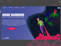 Anak Bawang Space Tourism and Exploration