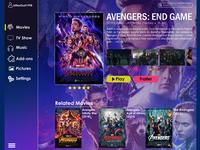 Movie Platform Concept