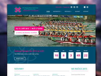 ICF Dragon Boat World Championship