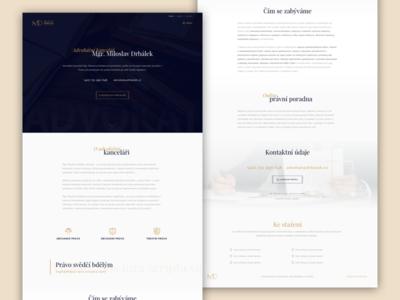 Law Office - Website