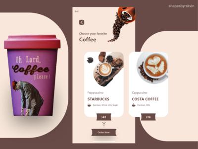 Taste your favorite #coffee