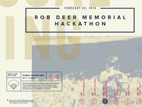 Hackathon Poster