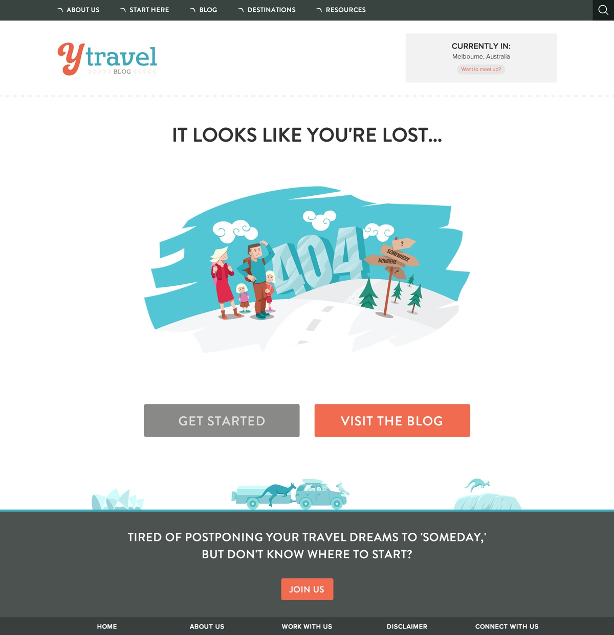 Ytravel 404 error full