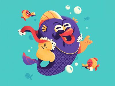 Gill the Fishman
