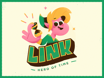 Link, Hero of Time