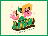 Link, Hero of Time - Warmup #2