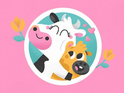 Cows, cows, cows (1/3)