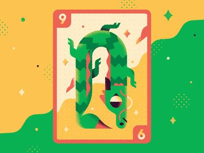 Dragon - Warmup #11