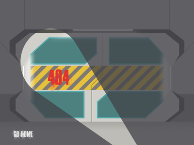 404 Scary page scary dribbbleweeklywarmup page not fond 404