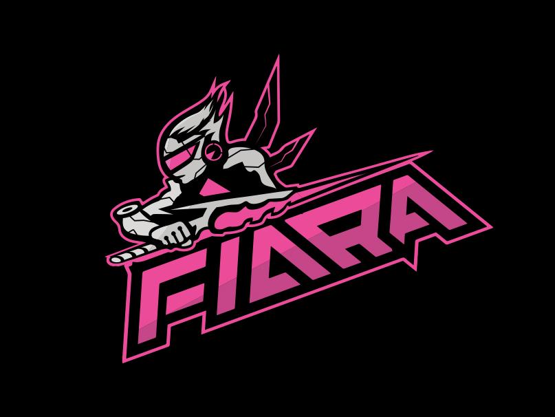 Fiora league of legends lol artwork web vector ui minimal logo illustrator illustration icon graphic design graphic flat design clean branding art