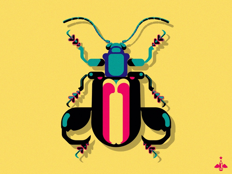 Beetle - Daily Doodle