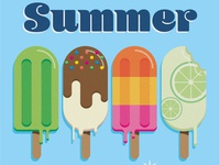 Popsicles - Summer is Coming