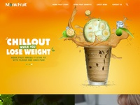 Monkfruit Landing page