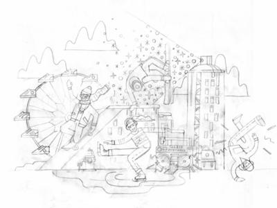 21shop sketch