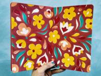 Pattern sketchbook
