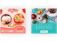 Dessert Social Media