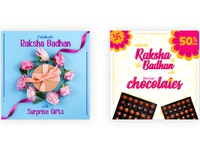 Raksha Badhan Social Media