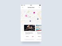 Activity Point — Enter, Search, & Enjoy
