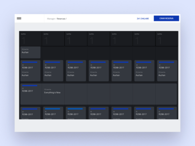 Schedule UI agenda slot snippet layout calendar schedule website app web ux ui design