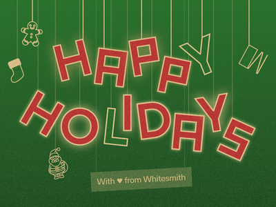 Holidays Postcard sketch postcard holiday green icon vector design illustration