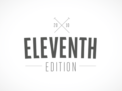 Eleventh Edition Logo