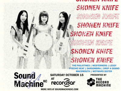 Sound Machine KC - Shonen Knife