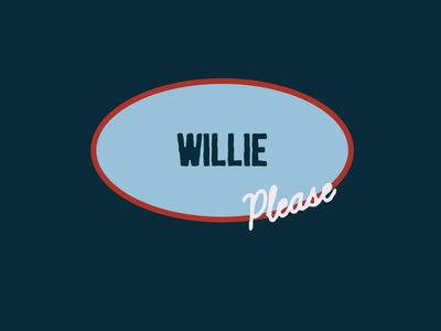 Willie Please Logo
