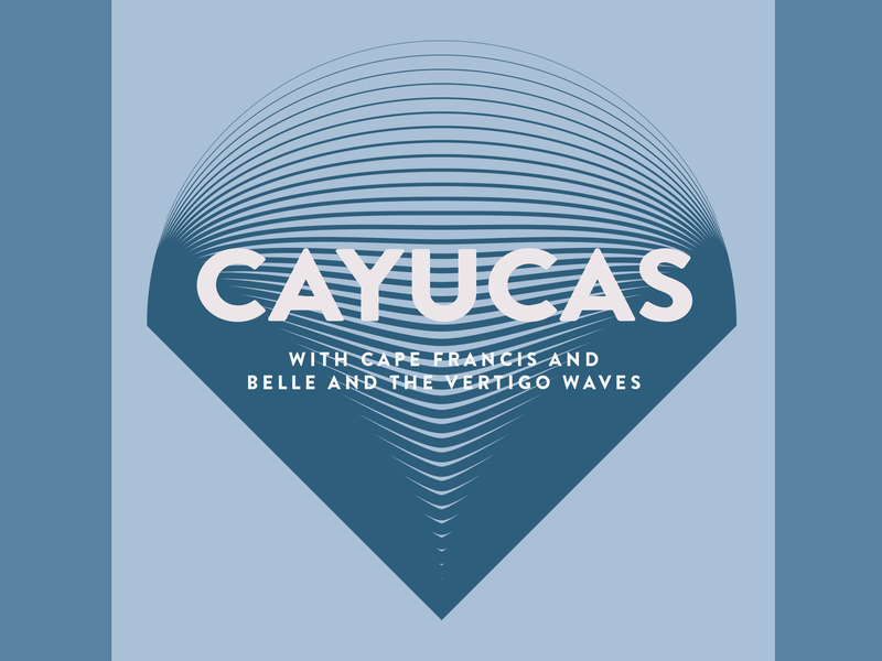 Cayucas - Poster music poster