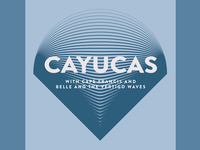 Cayucas - Poster