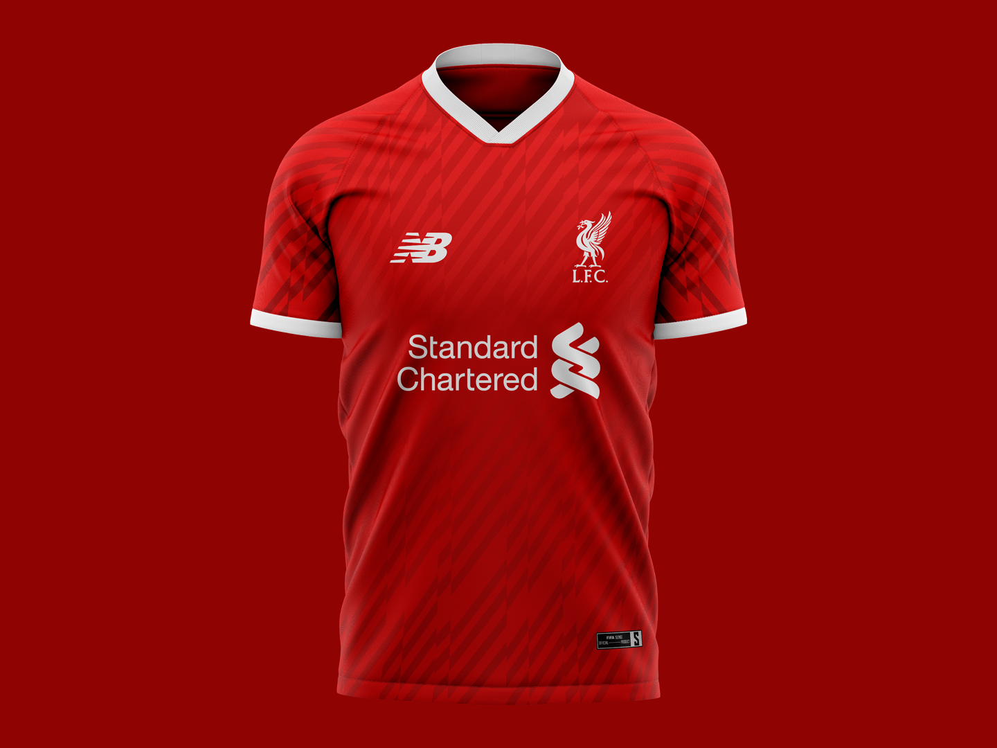 reputable site bb746 123d5 2019 Liverpool Football Club Jersey Concept I by Rafael ...