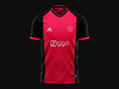 2019 Football Club Ajax Jersey Concept