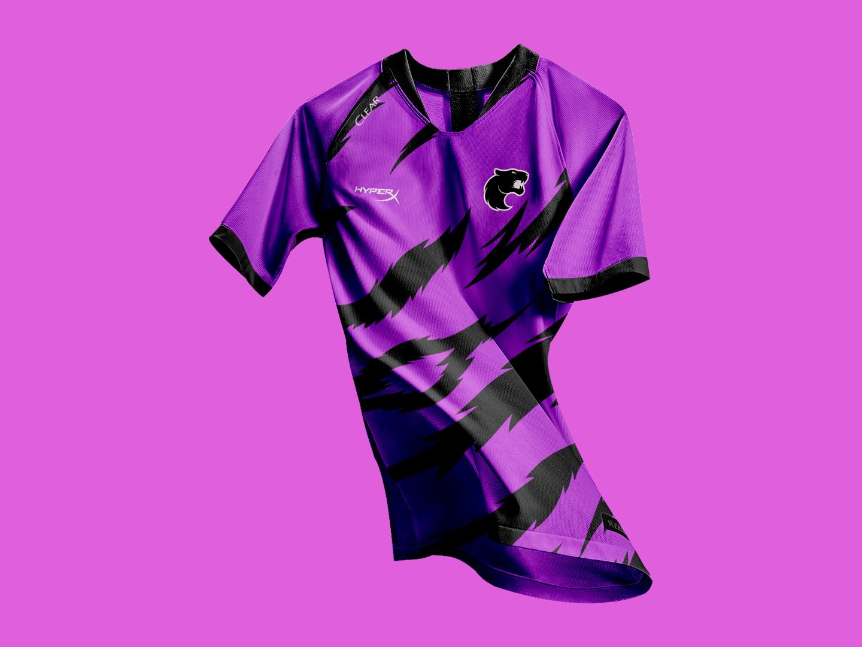 FURIA Concept Jersey 2019 esports concept counterstrike jersey csgo furia