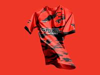 FaZe Clan Concept Jersey 2019