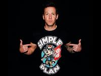 Simple Plan - Raccoon T-Shirt