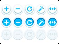 Clickable Buttons