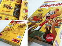 Miss Poutine - Packaging