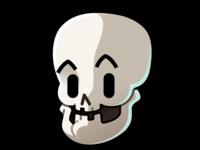 Halloween Avatar - 2018 - Skull