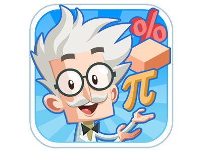 Buzz Math by Mathieu Beaulieu on Dribbble