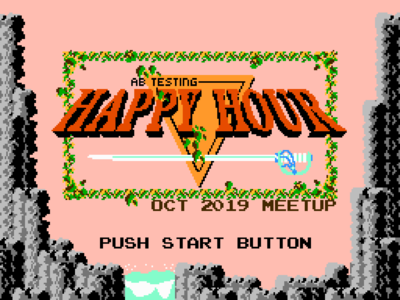 AB Testing Happy Hour Banner - The Legend of Zelda